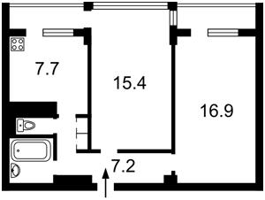 Квартира Большая Васильковская, 94, Киев, R-2198 - Фото2