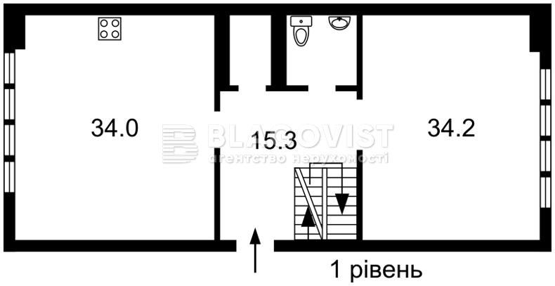 Квартира C-103479, Мельникова, 83-Д, Киев - Фото 2