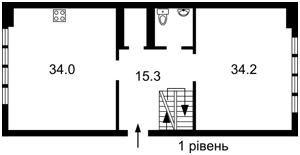 Квартира Мельникова, 83д, Київ, C-103479 - Фото 2