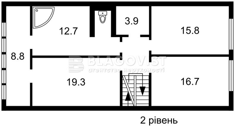 Квартира C-103479, Мельникова, 83-Д, Киев - Фото 3