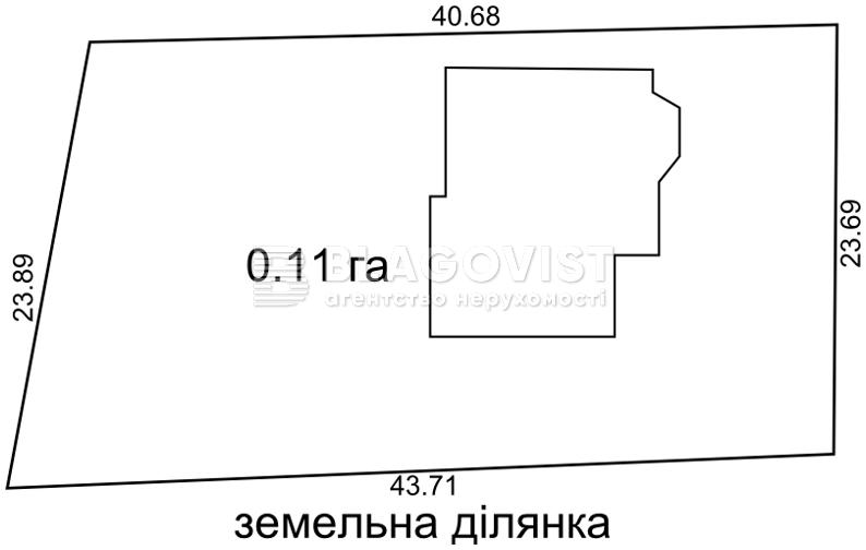 Земельный участок M-30924, Обухов - Фото 2