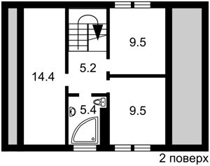 House Kniahynia, F-37224 - Photo 5