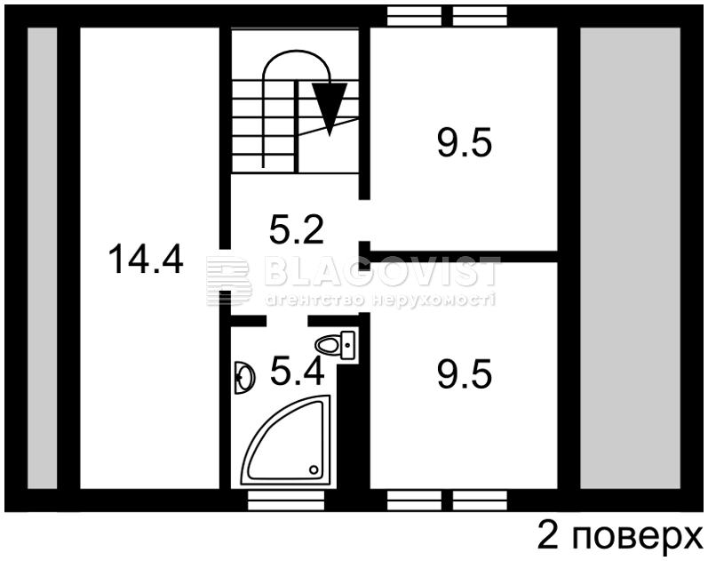 Нежитлове приміщення, F-37223, Княгиня - Фото 9