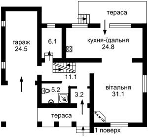 Дом Подгорцы, C-103576 - Фото 2