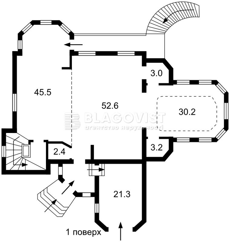 Дом P-21144, Крюковщина - Фото 3