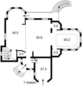 Дом Крюковщина, P-21144 - Фото2