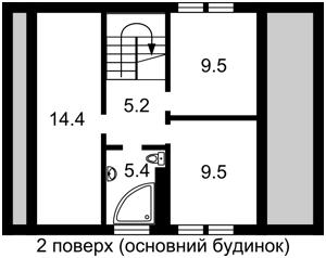 Будинок Зазим'я, F-37333 - Фото 2