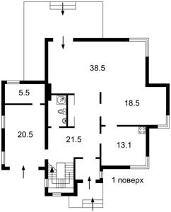 Дом Садовая (Осокорки), Киев, Z-1328306 - Фото 2
