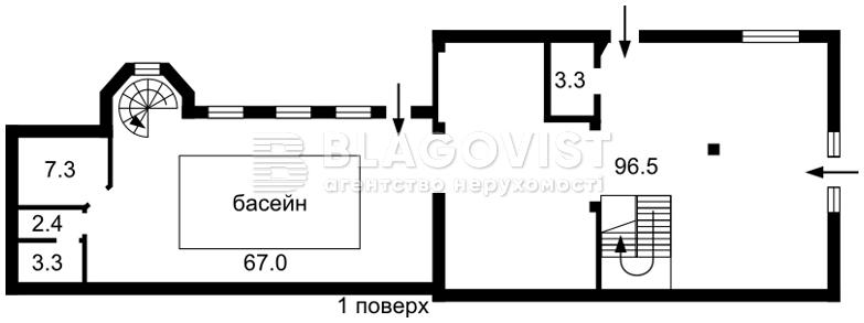 Дом X-29810, Зверинецкая, Киев - Фото 3