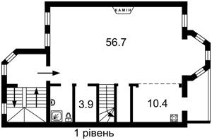 Квартира Спасская, 10в, Киев, R-1502 - Фото2
