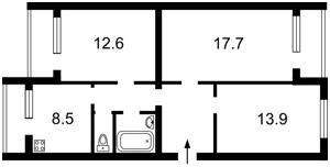 Квартира Миропольская, 13, Киев, R-3018 - Фото2