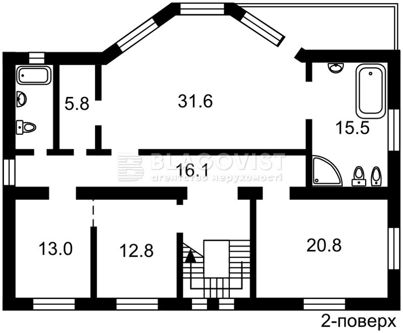 Дом E-36032, Русановича, Бровары - Фото 6