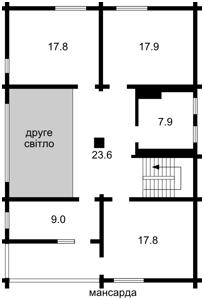 Дом M-27538, Малиновского, Буча (город) - Фото 5
