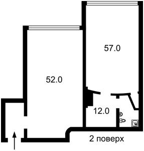 Офис, Лукьяновская, Киев, C-75793 - Фото 3
