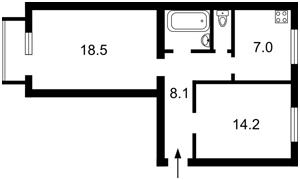 Квартира Кловский спуск, 10, Киев, R-5546 - Фото2