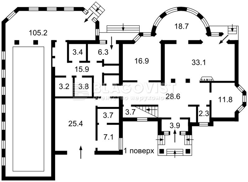 Дом M-31215, Козин (Конча-Заспа) - Фото 2