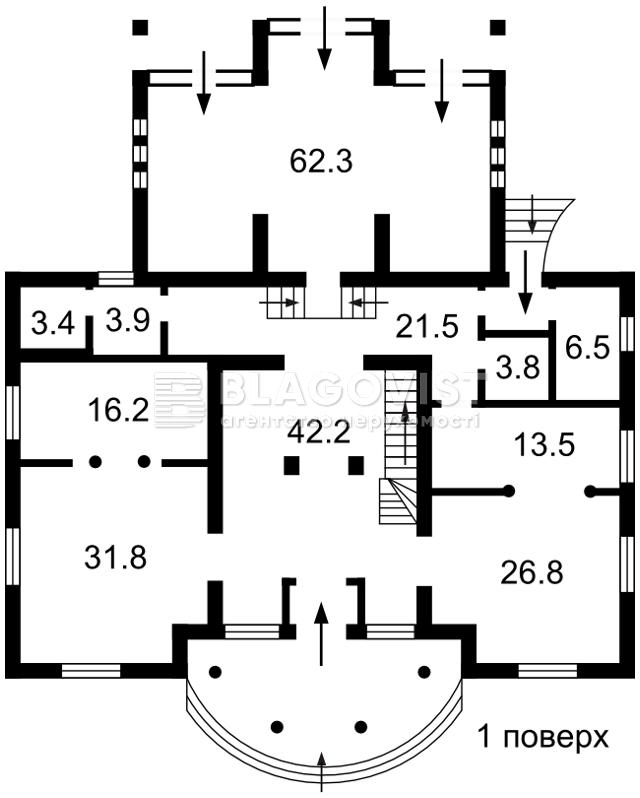 Дом M-29930, Таценки - Фото 2