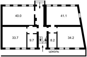 Нежилое помещение, Хвойки Викентия, Киев, Z-1638335 - Фото3