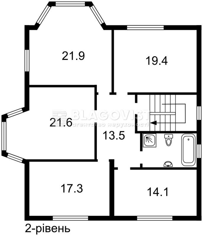 Дом R-6296, Козин (Конча-Заспа) - Фото 6