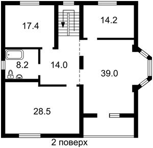 Дом Z-116135, Абрикосовая, Киев - Фото 5