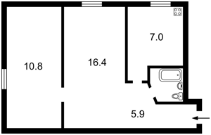 Квартира Жилянская, 59, Киев, Z-1159635 - Фото2