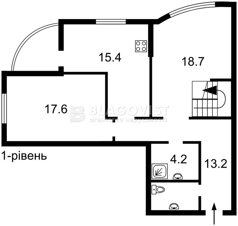 Квартира R-6568, Лобановского просп. (Краснозвездный просп.), 150г, Киев - Фото 5