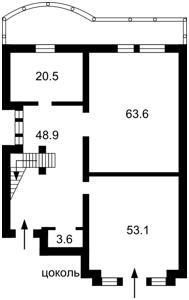 Дом A-107092, Старокиевская, Козин (Конча-Заспа) - Фото 2