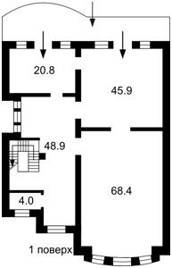 Дом A-107092, Старокиевская, Козин (Конча-Заспа) - Фото 3
