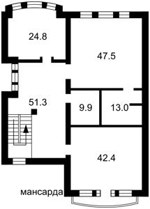 Дом A-107092, Старокиевская, Козин (Конча-Заспа) - Фото 5