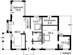 Дом Лесники (Киево-Святошинский), Z-1592274 - Фото2