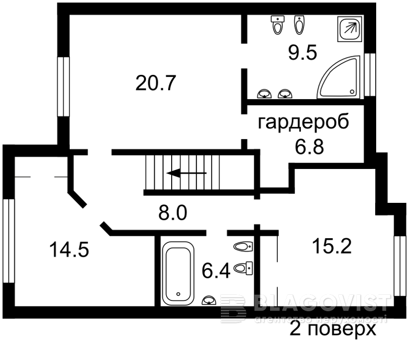 Будинок Z-1797277, Вишеньки - Фото 5