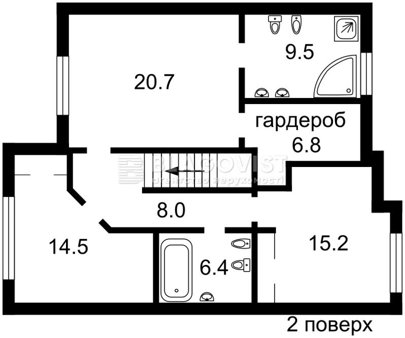 Дом Z-1797277, Вишенки - Фото 5