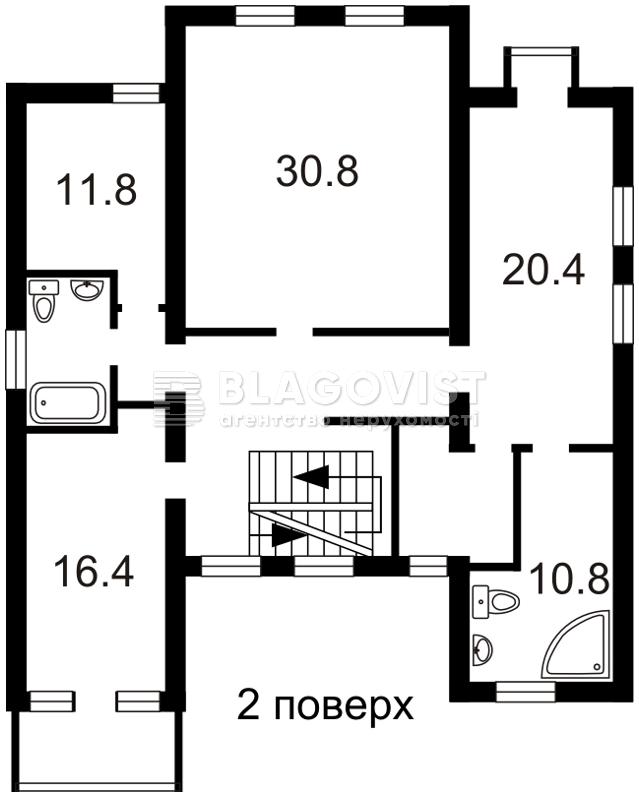 Будинок Z-56012, Лісники (Києво-Святошинський) - Фото 3