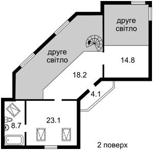 Дом Z-41100, Южная, Ходосовка - Фото 6
