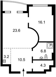 Квартира Жилянська, 59, Київ, Z-153453 - Фото2