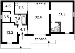 Будинок Протасів Яр, Київ, P-21901 - Фото1