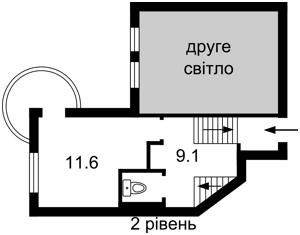 Квартира Саперно-Слобідська, 8, Київ, Z-1497143 - Фото3