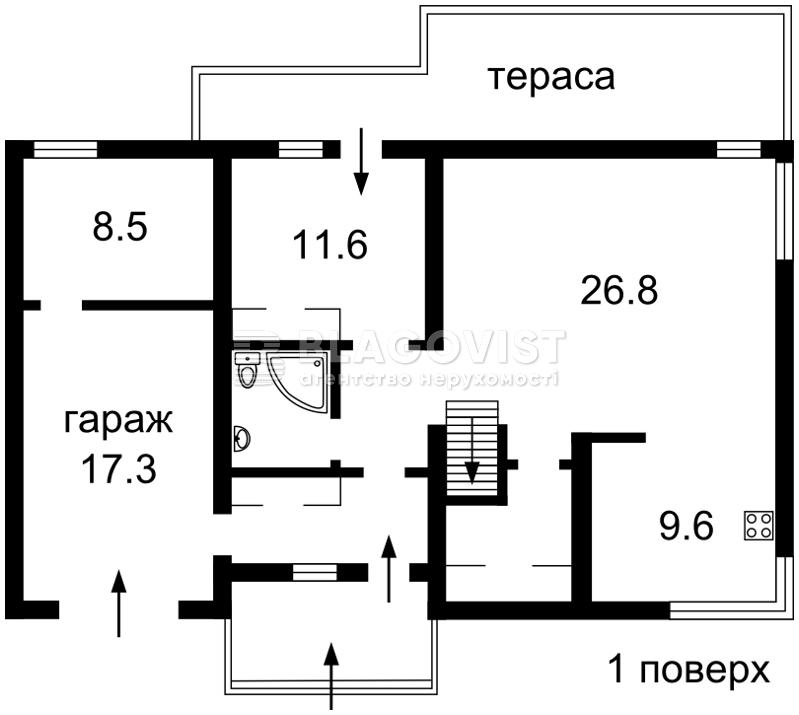 Дом R-6991, Козин (Конча-Заспа) - Фото 2