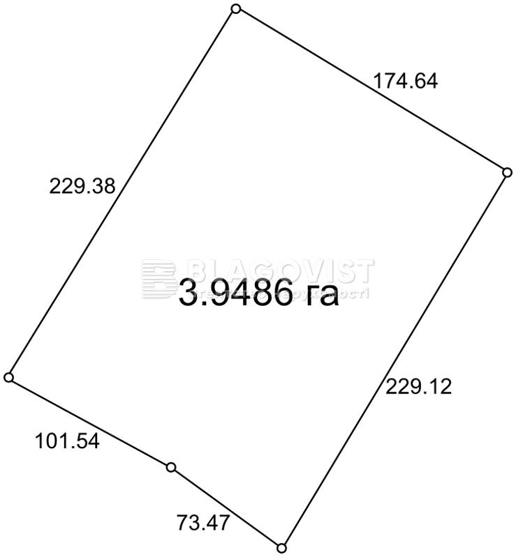 Земельный участок F-37966, Людвиновка - Фото 1