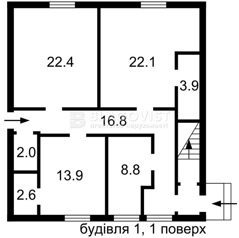 Будинок, E-36470, Магнітогорська, Київ - Фото 3