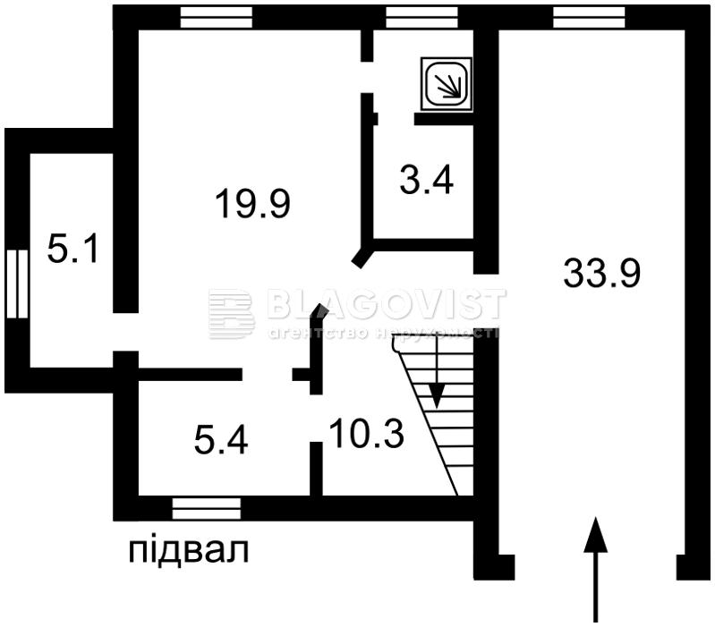 Дом Z-1808140, Большая Александровка - Фото 2