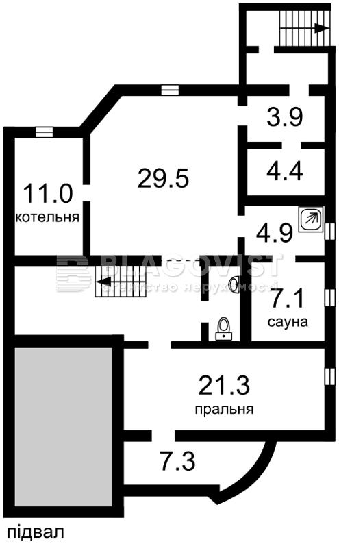 Будинок F-38202, Лісова (Бортничі), Київ - Фото 7