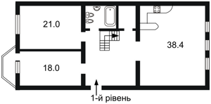 Квартира Костянтинівська, 10, Київ, I-12766 - Фото 2