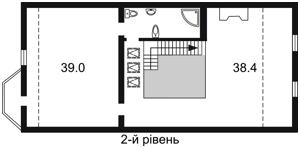 Квартира Костянтинівська, 10, Київ, I-12766 - Фото 3