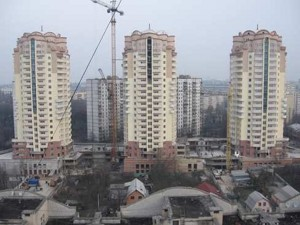 Квартира Борщаговская, 182в, Киев, Z-516421 - Фото
