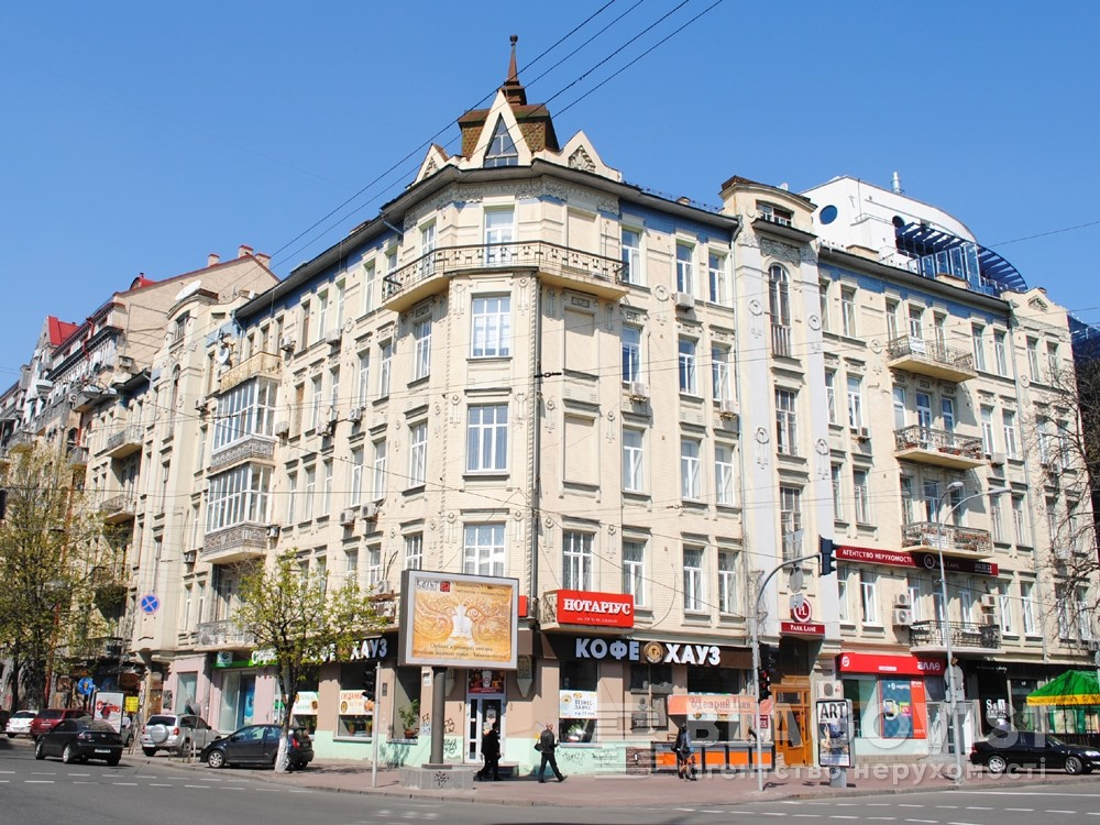 Квартира A-108347, Большая Житомирская, 8/14, Киев - Фото 1