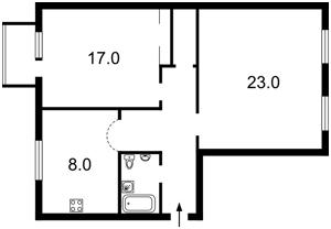 Квартира Шелковичная, 18б, Киев, C-93368 - Фото2