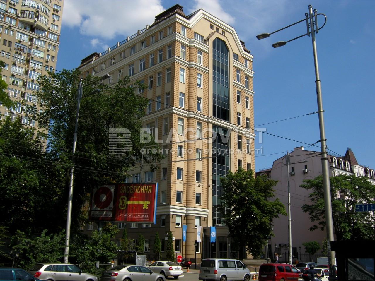 Офис, C-100415, Жилянская, Киев - Фото 1
