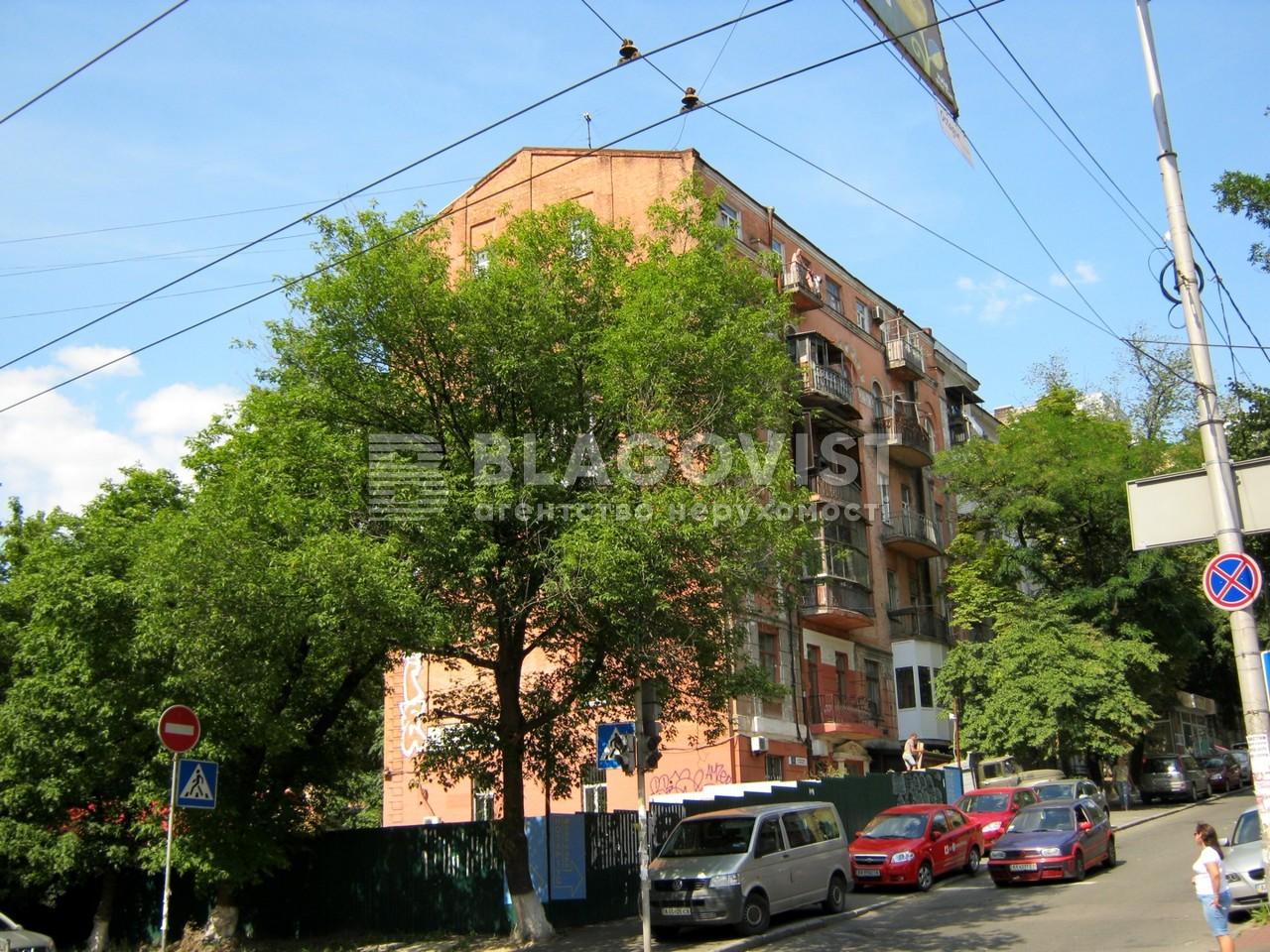 Нежитлове приміщення, Z-1585713, Паньківська, Київ - Фото 1