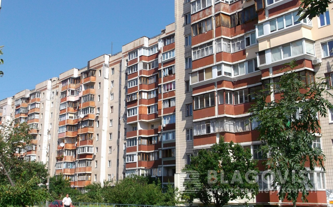 Квартира A-111432, Маяковського Володимира просп., 81/11, Київ - Фото 1